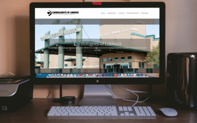 Cardiologists of Lubbock: New Website