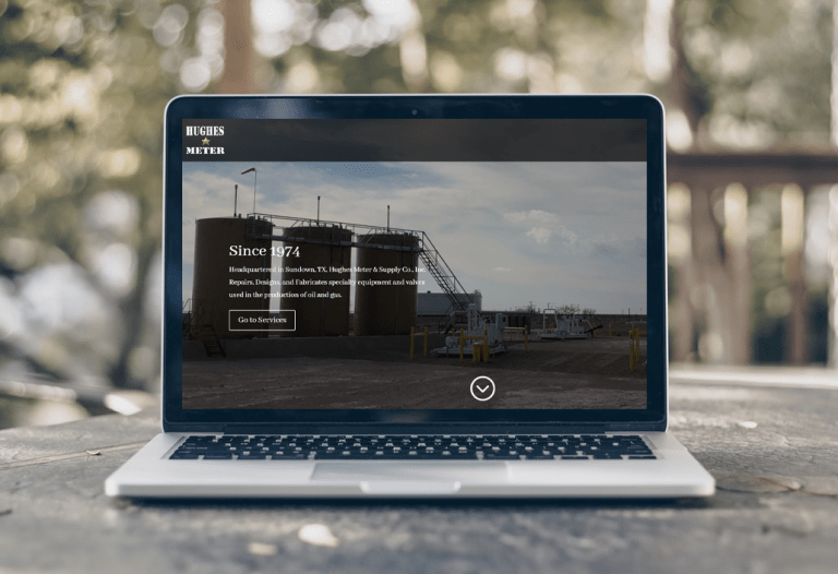 Hughes Meter and Supply: New Website